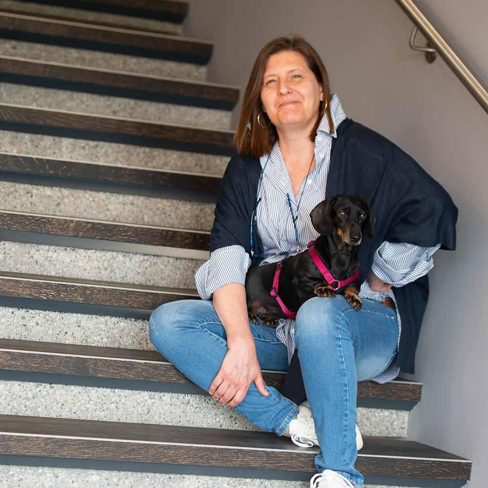 Cristina Cavarzan - Ufficio amministrativo