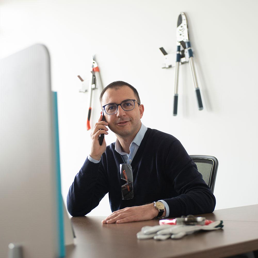 Mauro Baron - Ufficio tecnico