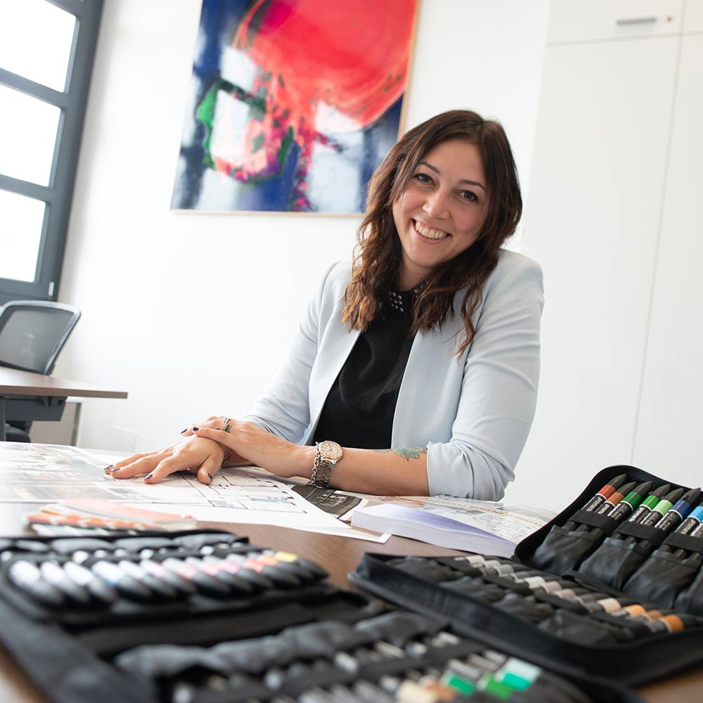 Sara Mezzalira - Responsabile amministrativa
